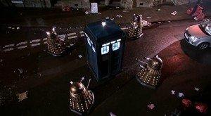 Chronique d'un anniversaire sous le signe de Doctor Who, après avoir vu en famille les 8 saisons de la nouvelle série. The Majestic Tale (Of a Madman in a Box). 6