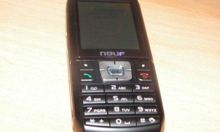 Twin – Neuf présente le premier téléphone Wifi/GSM.