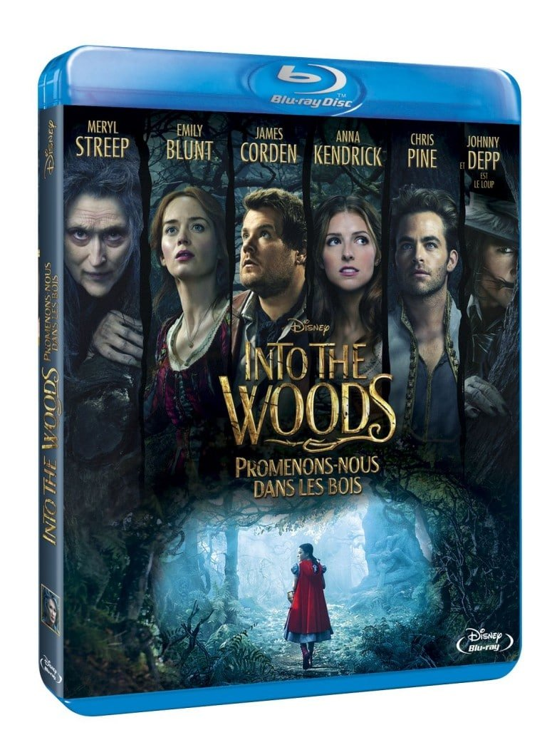 BRD Into The Woods