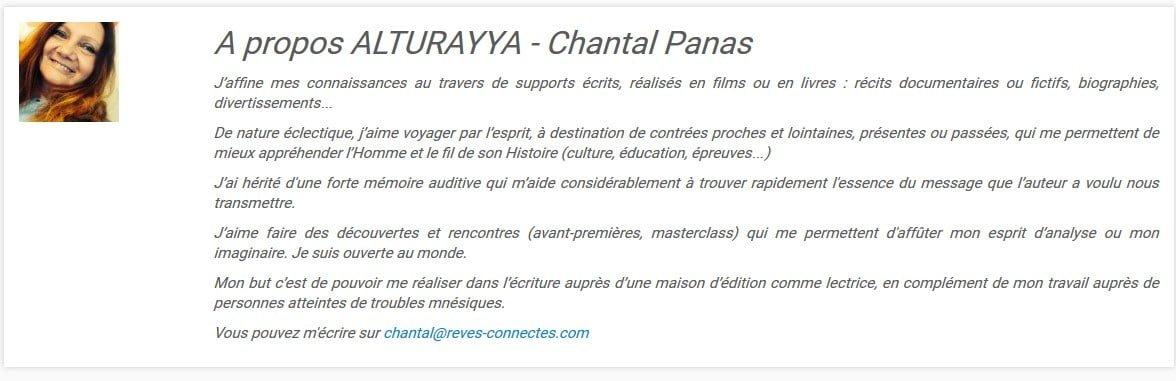 Chantal Panas