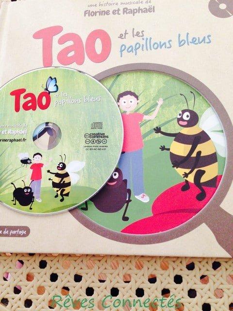 Tao et les Papillons bleus V__D461