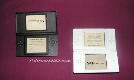 Nintendo DS / Nintendo DS Lite : Retrouvons les sensations de notre jeunesse !