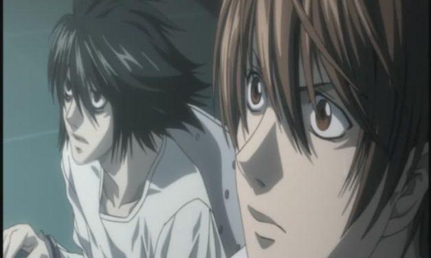 Death Note. Notre découverte de l'anime déjà culte et de la nouvelle série.