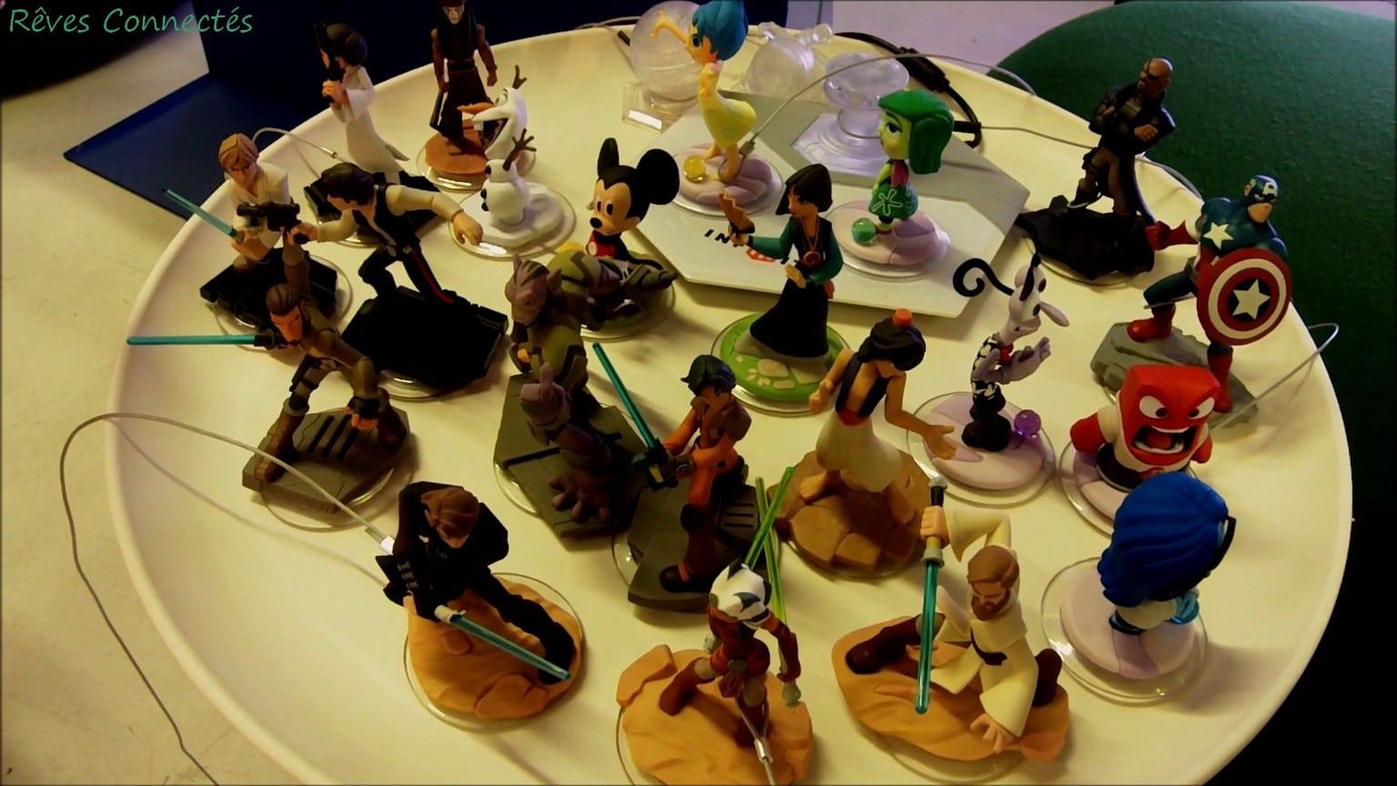 Disney Infinity 3.0 - Figurines