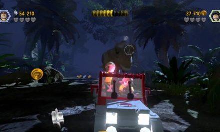 (Podcast) Épisode 19 : Test en famille du jeu LEGO Jurassic World sur Xbox 360.