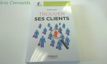 «Trouver ses clients» aux Éditions Eyrolles dans la collection «Création d'entreprise». Francine Carton tente de guider les jeunes entrepreneurs dans l'angoisse de la prospection.