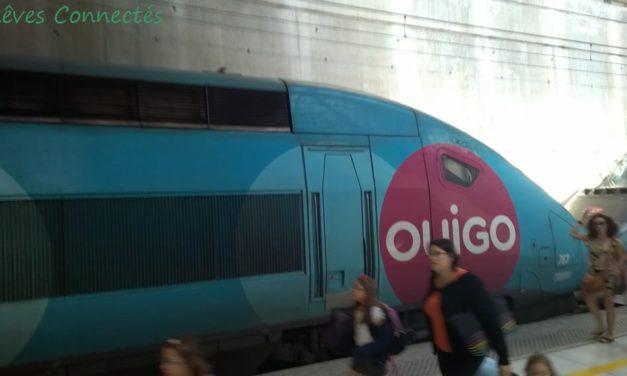Nous avons testé OUIGO depuis la Gare de Marne-la-Vallée Chessy Parc Disneyland Paris.
