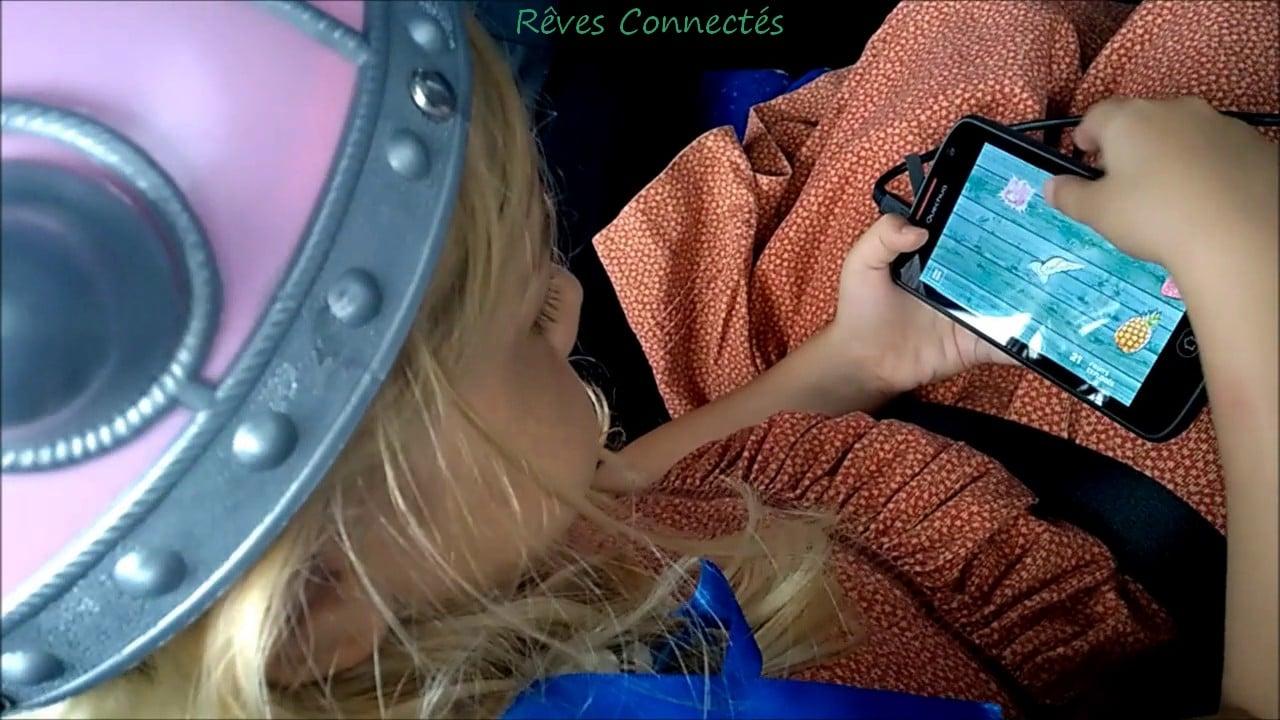 Nouvelle application mobile Android Parc Astérix