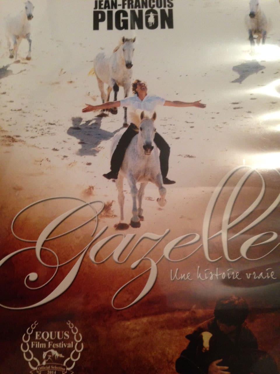 gazelle film de pignon