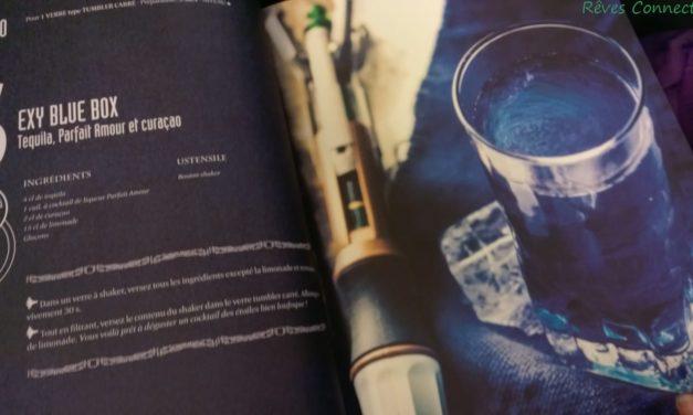 """Nous avons découvert """"Le livre des potions"""" de Gastronogeek à la French Paper Gallery."""