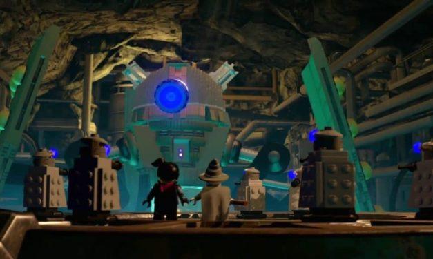 Avant-première LEGO Dimensions, 3 semaines avant sa sortie.