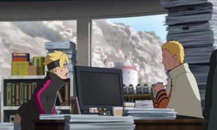 Boruto. La relation père-fils explorée dans le dernier film Naruto, au cinéma le 16 septembre 2015.