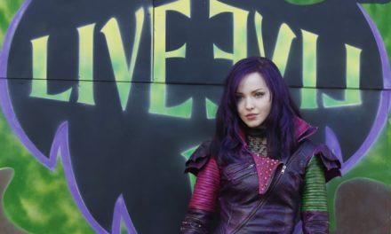 Chronique de l'avant-première de Descendants, en présence de l'égérie Disney Channel, Dove Cameron.