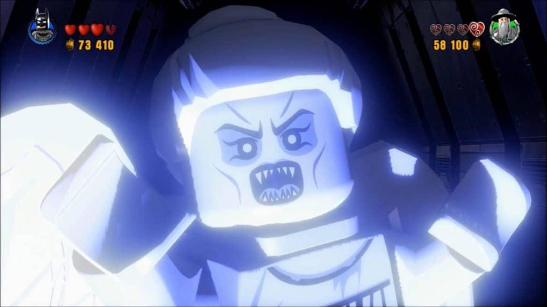 Doctor Who : Ange pleureur dans LEGO DIMENSIONS !