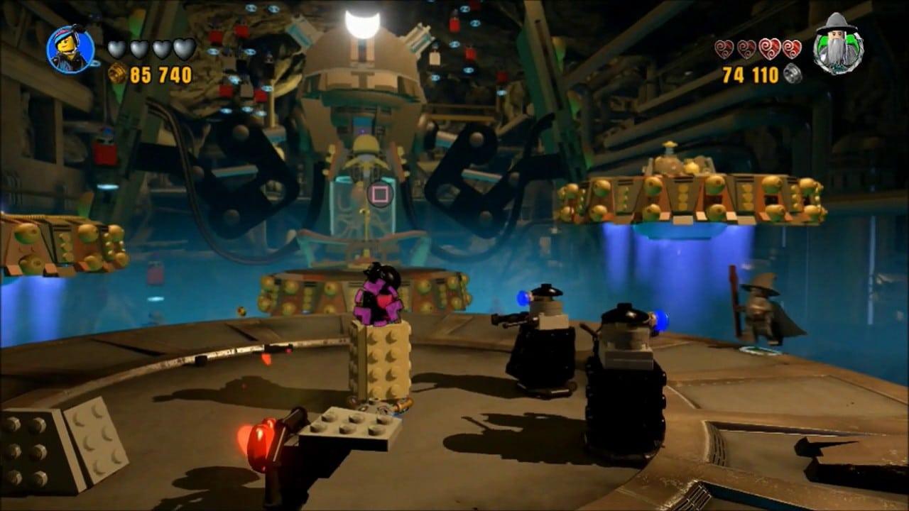 Doctor Who : Daleks dans LEGO DIMENSIONS !