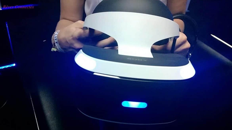 Paris Games Week Playstation VR