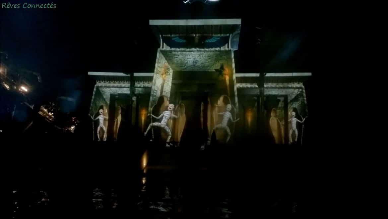 Peur sur le Parc 2015 - Show Oziris