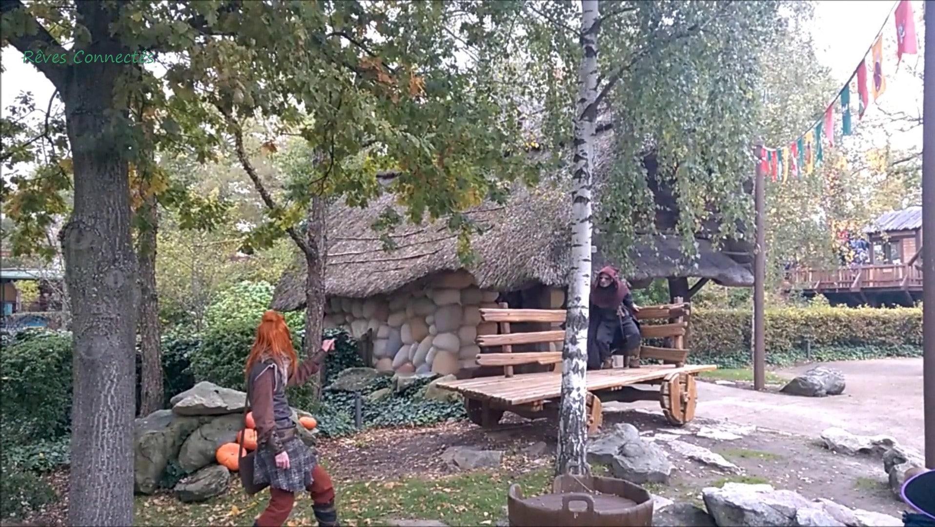 Le Picte au Village Gaulois ... Et le Farfadet !