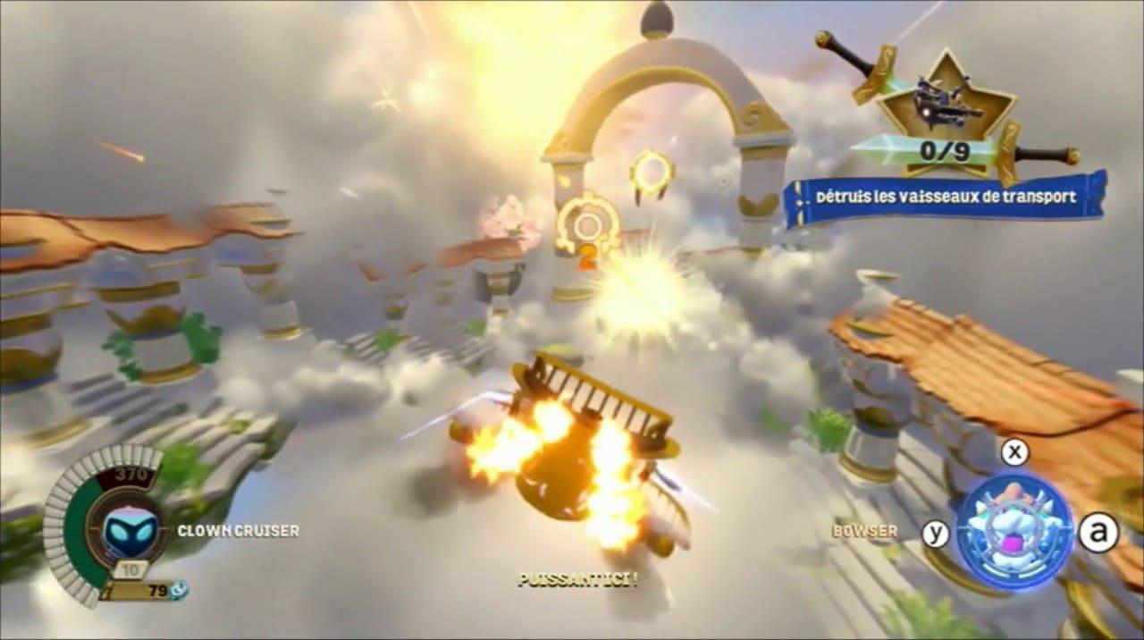 Skylanders SuperChargers WiiU Bowser