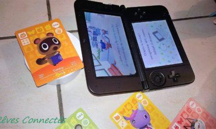 Découverte en famille d'Animal Crossing Happy Home Designer sur Nintendo 3DS.