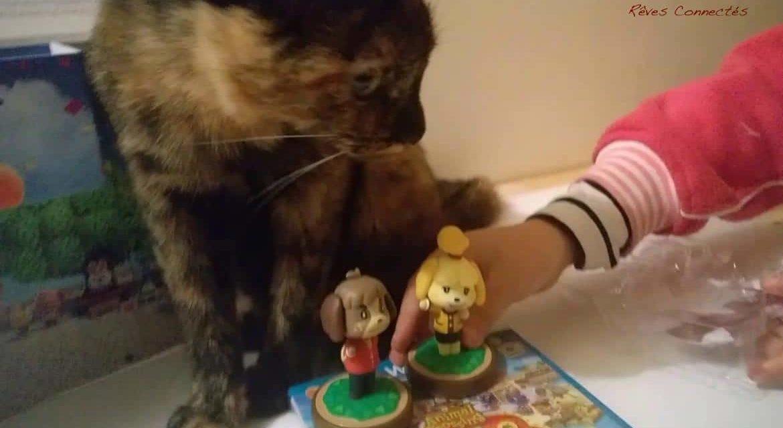 (Podcast) Épisode 37 : Test en famille d'Animal Crossing Amiboo Festival sur Wii U.