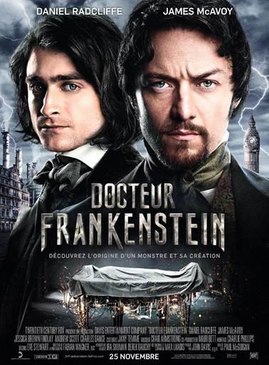 Docteur Frankenstein Affiche