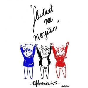 Le Monde @lemondefr 15 nov. «Fluctuat nec mergitur» : la devise de Paris devient un slogan de résistance http://www.lemonde.fr/attaques-a-paris/article/2015/11/15/fluctuat-nec-mergitur-la-devise-de-paris-devient-un-slogan-de-resistance_4810301_4809495.html …