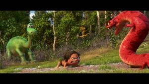 """Chronique de l'avant-première """"Le Voyage d'Arlo / The Good Dinosaur"""" au Grand Rex. 16"""