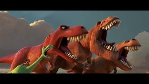 """Chronique de l'avant-première """"Le Voyage d'Arlo / The Good Dinosaur"""" au Grand Rex. 21"""