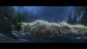 """Chronique de l'avant-première """"Le Voyage d'Arlo / The Good Dinosaur"""" au Grand Rex. 22"""