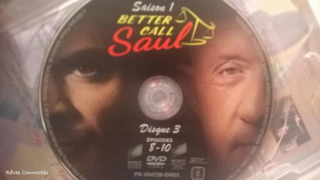 DVD Better Call Saul