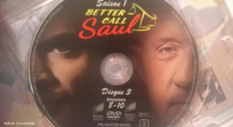 De Better Call Saul à Breaking Bad. Sur Netflix et en DVD/BRD chez Sony Pictures. Notre avis.