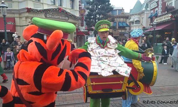 (Podcast) Épisode 38 : Journée en famille à Disneyland Paris pour Noël 2015.