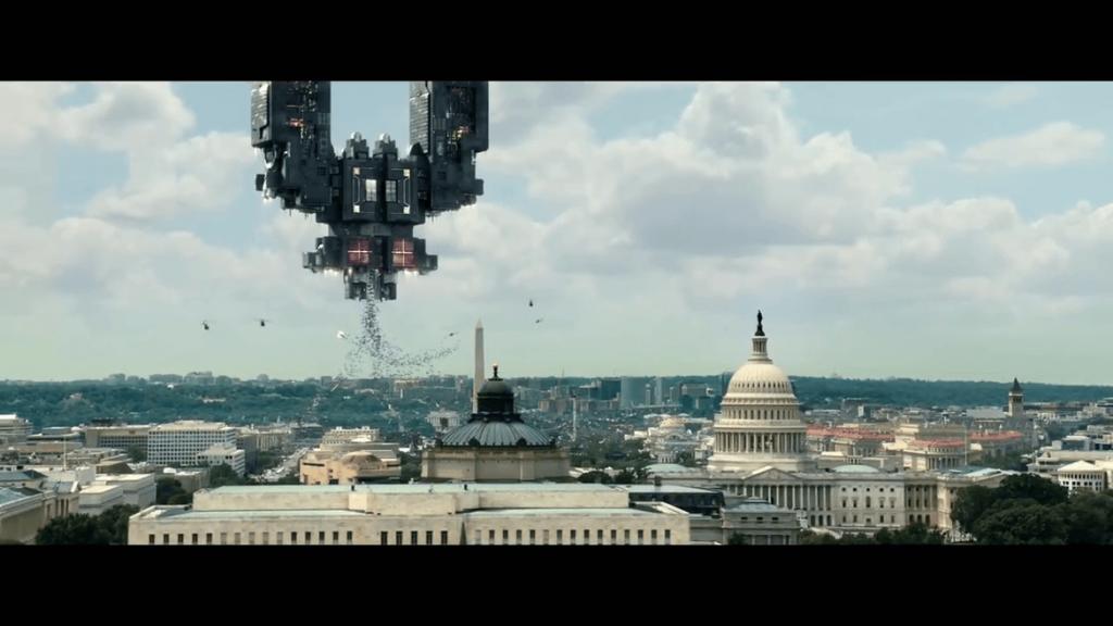 Pixels Movie - L'invasion des jeux vidéo