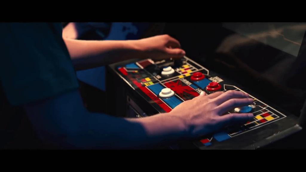 Pixels Movie - borne d'arcade