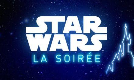 Prêts pour la journée Star Wars VII «Le réveil de la force» du 16 décembre 2015 ? Terminez en beauté avec la soirée de Disneyland Paris.