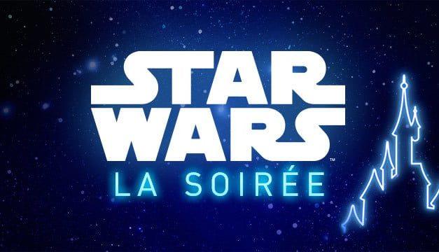 """Prêts pour la journée Star Wars VII """"Le réveil de la force"""" du 16 décembre 2015 ? Terminez en beauté avec la soirée de Disneyland Paris."""