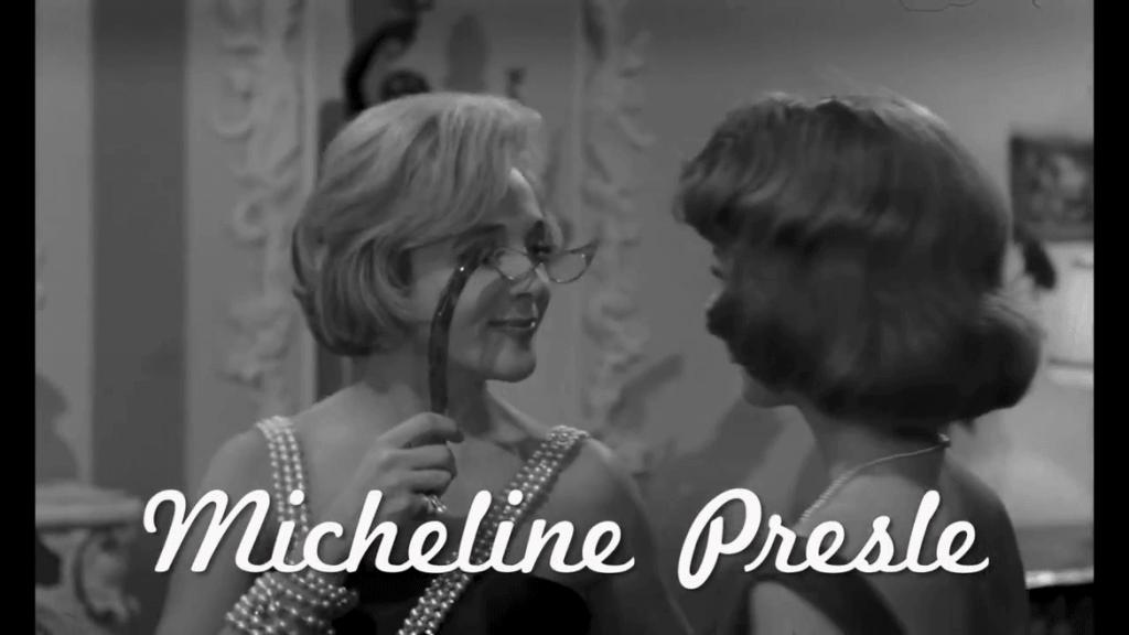L'Amant de 5 Jours TF1 Vidéo - Micheline Presle