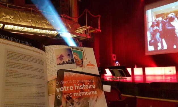 Silvernight : Souvenirs Connectés à l'honneur aux Folies Bergères pour une soirée invitant à «changer de regard» sur le vieillissement.