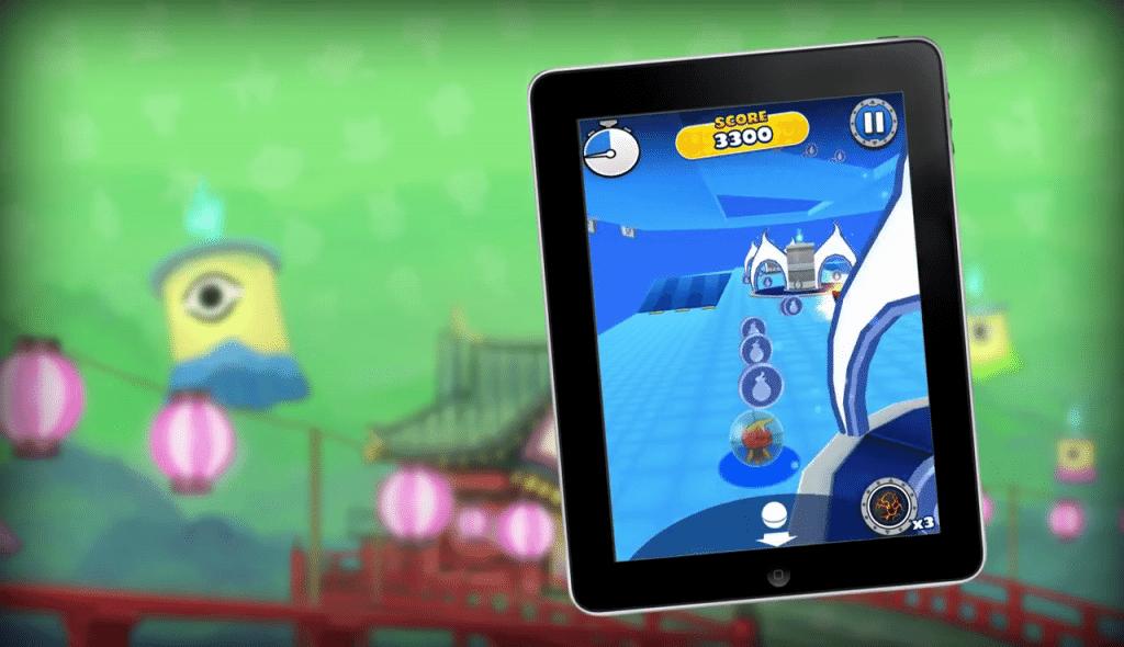 Yokai Watch Land appli mobile Android iPhone