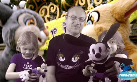 Le Revo-Rama à Disneyland Paris pour la Belle Saison (Printemps 2016) ! (vidéo)