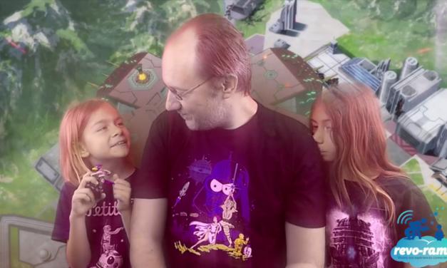 Le Revo-Rama teste Star Fox Zero sur Wii U (vidéo)