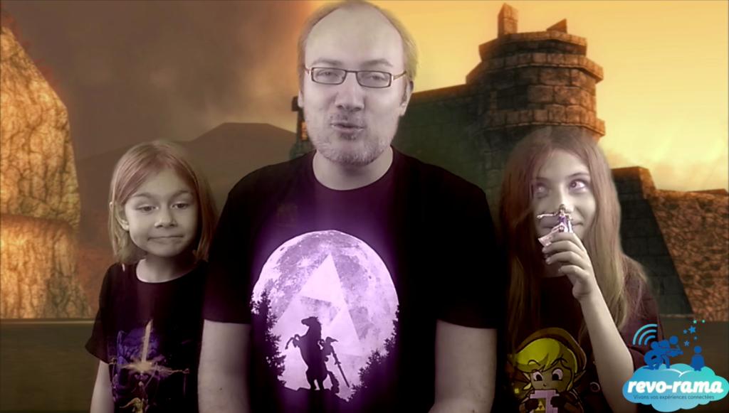 Revorama Zelda Twilight Princess HD