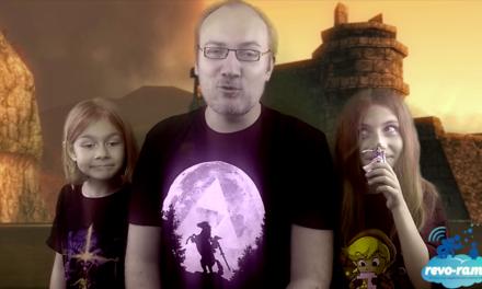 Le Revo-rama teste Zelda Twilight Princess HD Wii U (vidéo)