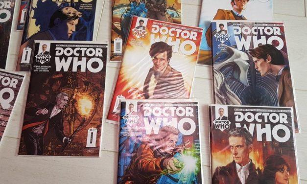 Poursuivre les aventures du Docteur, grâce aux comics Doctor Who édités en France par AKILEOS.