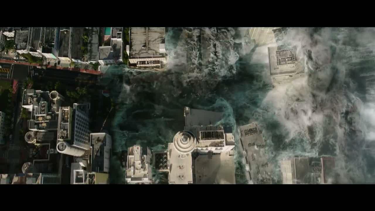 La destruction
