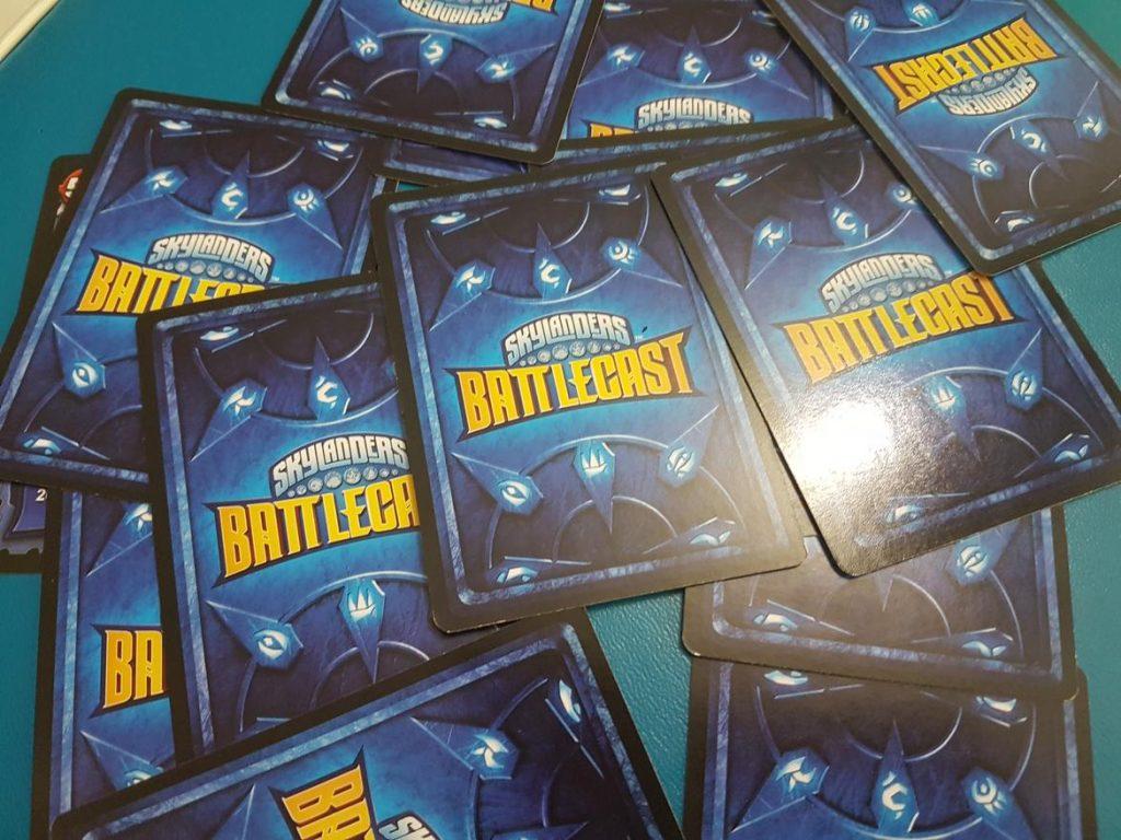 Skylanders Battlecast - Les cartes à jouer et à collectionner