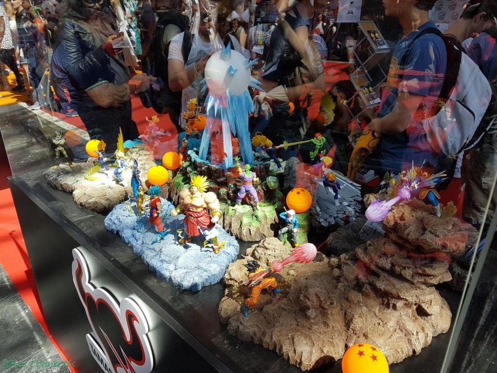 Japan Expo - Figunes Dragon Ball