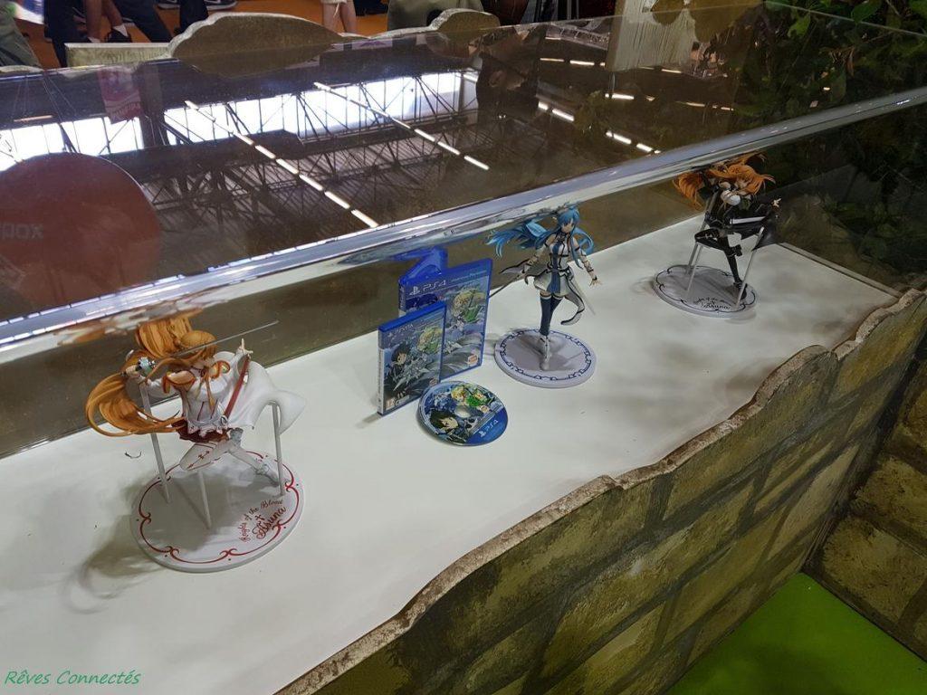 Japan Expo - Figurines SAO