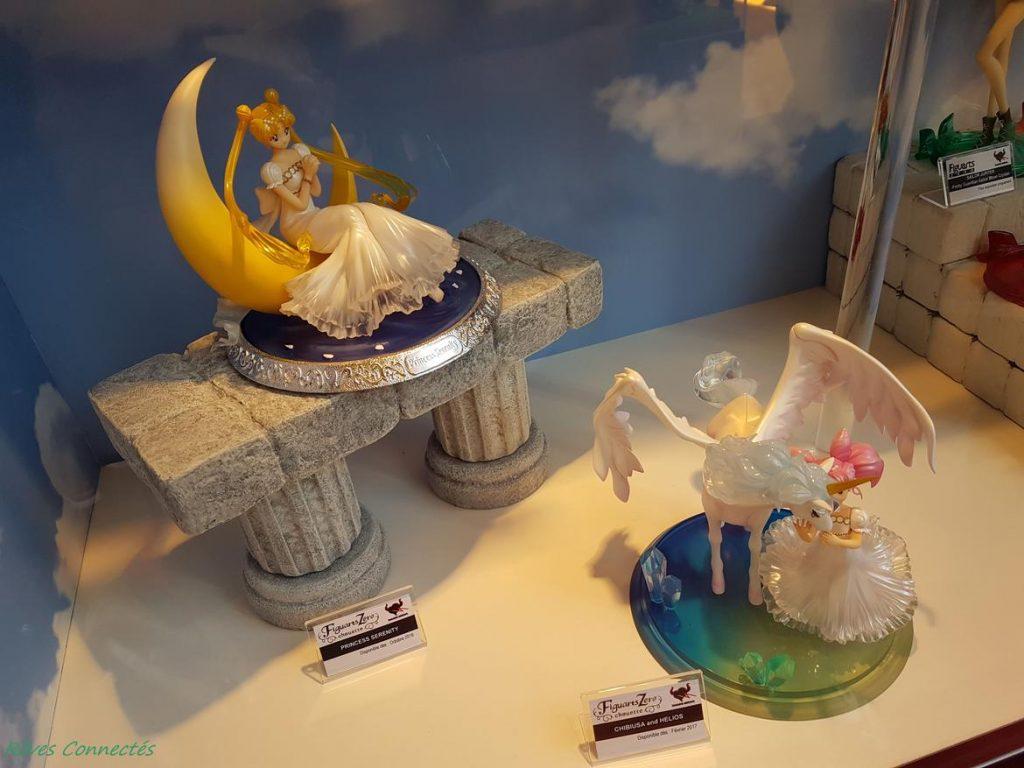 Japan Expo - Figurines Sailor Moon